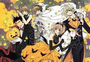 A Tsubasa Halloween