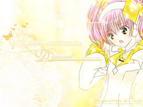 Shugo Chara wallpaper probably with anime entitled A mulet Dia shugo chara 9433361