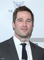 APRIL 25: Luke Macfarlane attends the 'Fully Committed' Broadway opening night at Lyceum Theatre  - luke-macfarlane photo