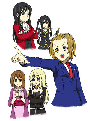 Ace Attorney Crossover