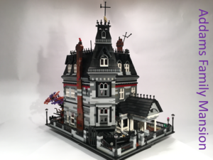 Addams Family Mansion   Main