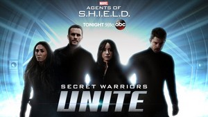 Agents of S.H.I.E.L.D. - Secret Warriors - Key Art