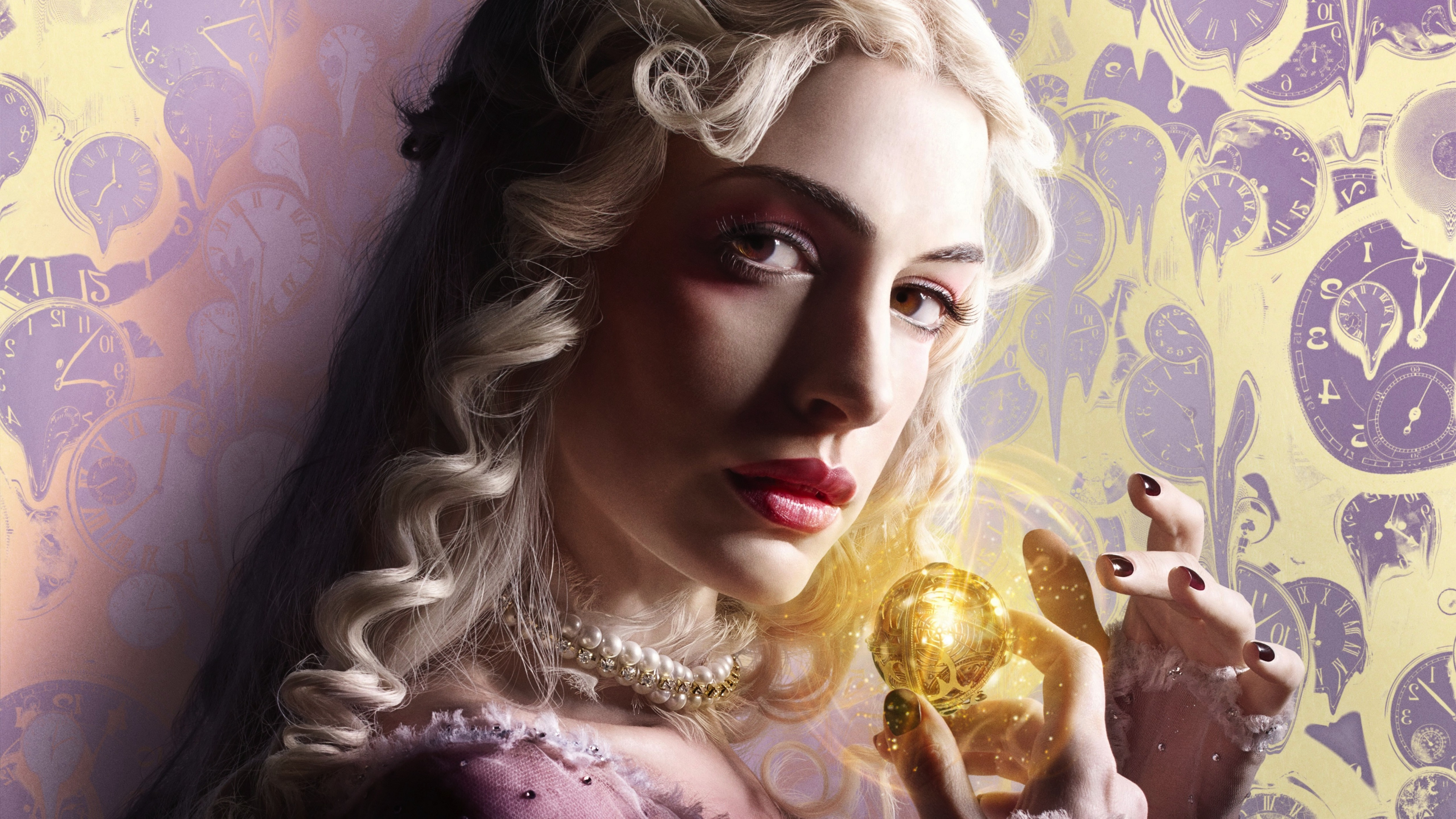 Alice Through The Looking Glass The White Queen Alice