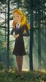 Alice in Ravenclaw - disney photo