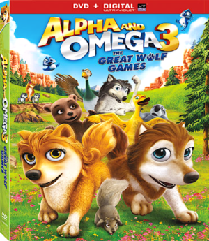 Alph and omega 3 the great волк games