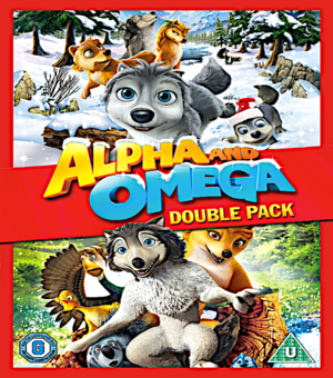 Alpha and omega 1&2 pack