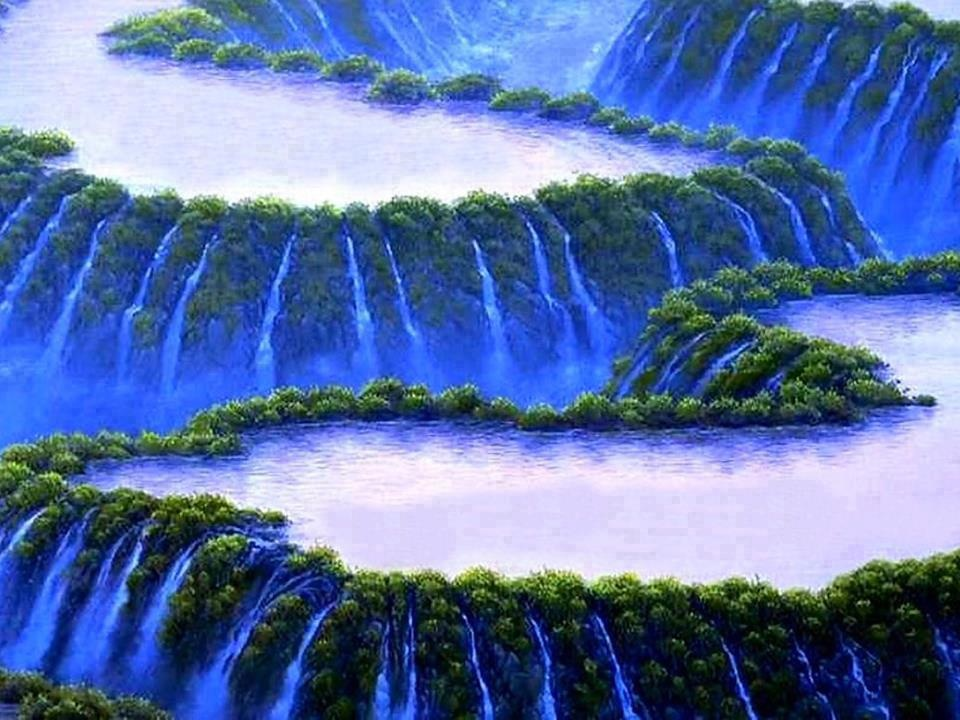 waterfalls images amazing waterfall hd wallpaper and background