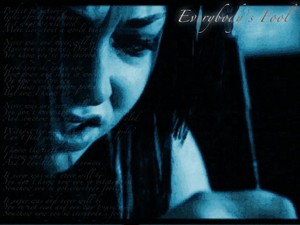 Amy lee from Everybody s Fool Evanescence