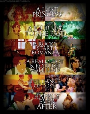 anastasia vs. tangled