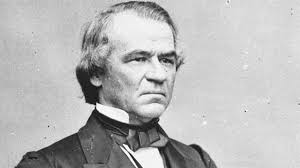 The Presidents of The United States wallpaper possibly with a full dress uniform entitled Andrew Johnson