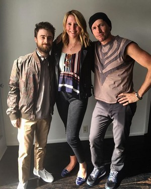 Angeleno Mag to shoot Jungle set life with Daniel Radcliffe (Fb.com/DanielJacobRadcliffeFanClub)
