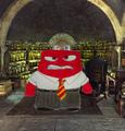 Anger in Gryffindor - disney photo