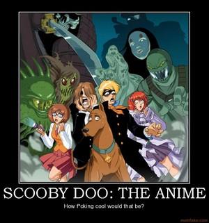아니메 Scooby Doo