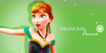 Anna - disney-princess fan art