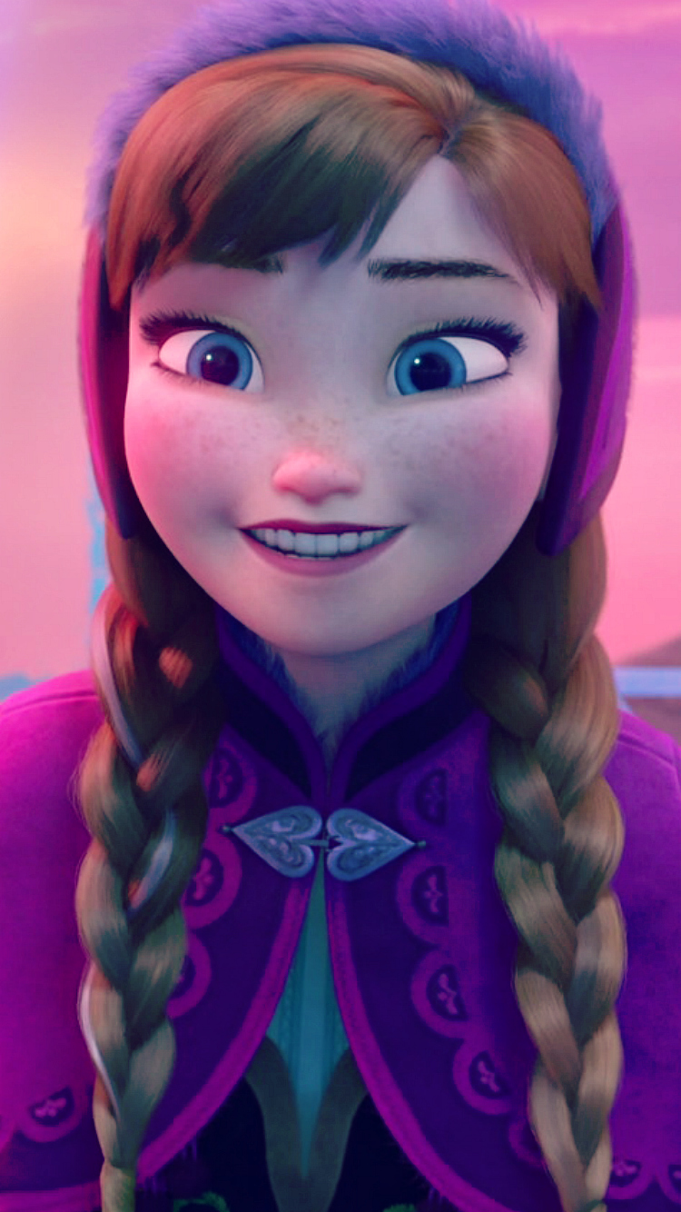 Anna frozen photo 39558260 fanpop - Frozen anna disney ...