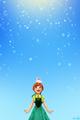 Anna - frozen-fever fan art