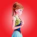 Anna - frozen-fever icon