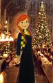 Anna in Hufflepuff - disney-princess photo