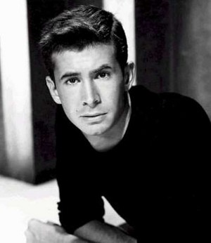 Anthony Perkins (April 4, 1932 – September 12, 1992)