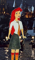 Ariel in Gryffindor - ariel photo