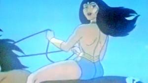 Ariel on Horseback