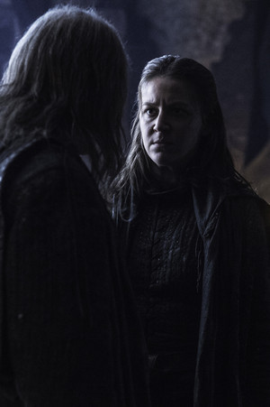Asha/Yara Greyjoy in Home (6x02)