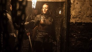 Asha/Yara Greyjoy in The Laws of Gods and Men (4x06)