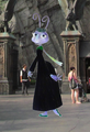 Atta in Slytherin - pixar photo