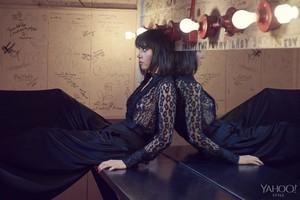 Aubrey Plaza - Yahoo! Style Photoshoot - January 2016