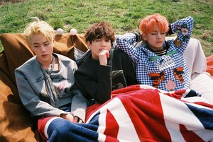 BTS Young Forever | Concept фото