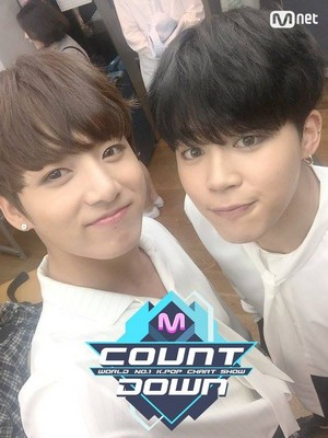 BTS at M Countdown ♥