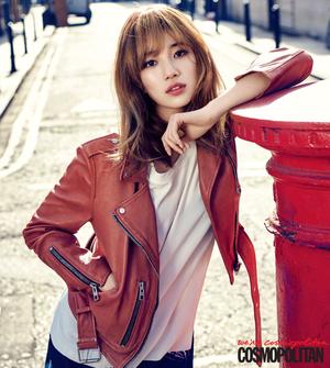 Bae Suzy Cosmopolitan Magazine April 2015