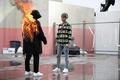 Bangtan boys آگ کے, آگ ><💉♥💣 ƸӜƷ