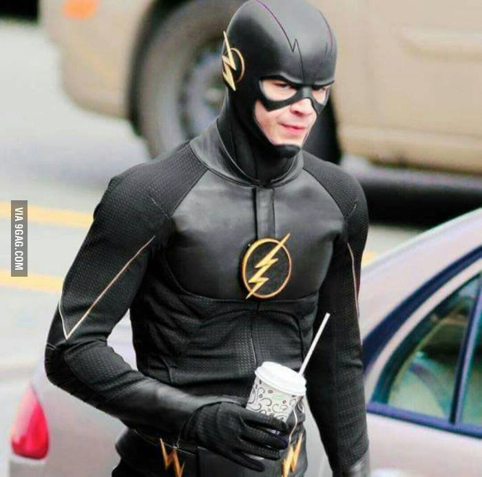 Barry Allen - Black Flash