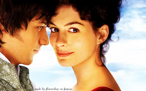 Becoming Jane kertas dinding