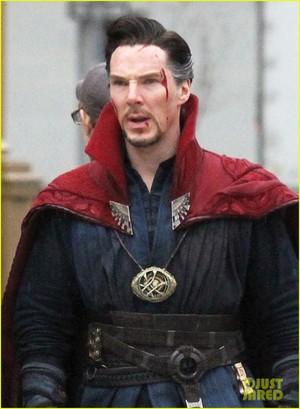 Benedict - Doctor Strange - BTS
