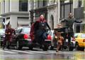Benedict - Doctor Strange - BTS - benedict-cumberbatch photo
