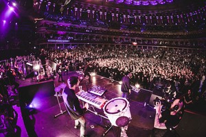 Bring Me The Horizon at Royal Albert Hall Показать