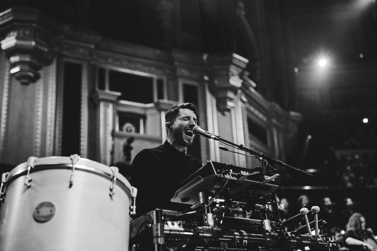 Bring Me The Horizon at Royal Albert Hall Show
