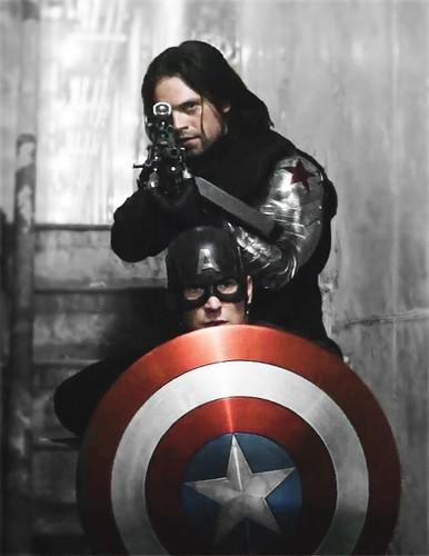 Avengers/Captain America images Bucky Barnes wallpaper and ...