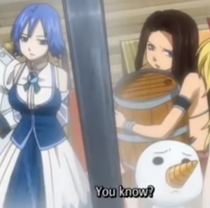Cana and Juvia