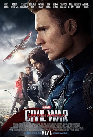 Captain America: Civil War - NEW Poster