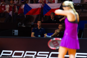 Cermak Kvitova match