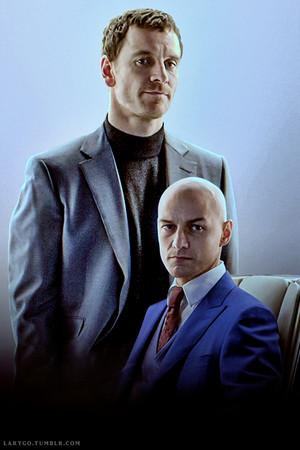 Charles and Erik