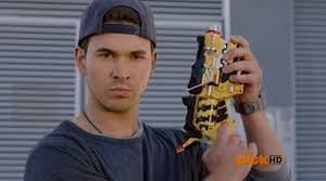 Chase Black Dino Charge Ranger