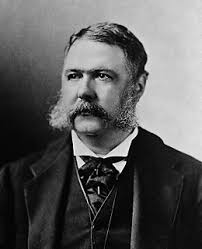 The Presidents of The United States wallpaper containing a business suit and a suit called Chester A. Arthur