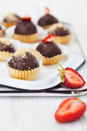 초콜릿 Truffles