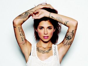 Christina Perri Tattoos