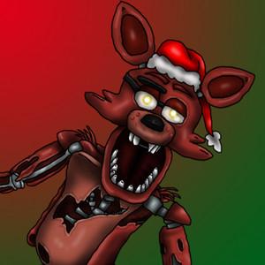 Christmas Foxy