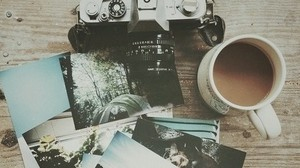 Coffee and Pictures